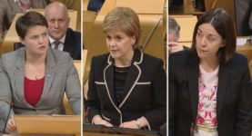 Scotland leaders
