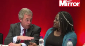farage racist
