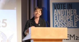 Caroline Lucas Another Europe EU