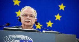 Dimitrios Papadimoulis MEP Syriza