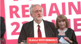Jeremy Corbyn Remain