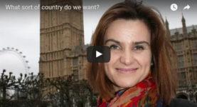Jo Cox video tribute