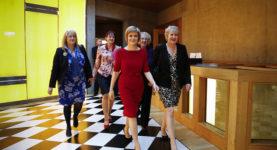 Sturgeon and women