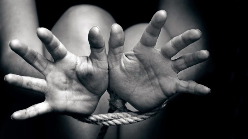 Trafficking, slavery