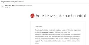 Vote Leave register 3
