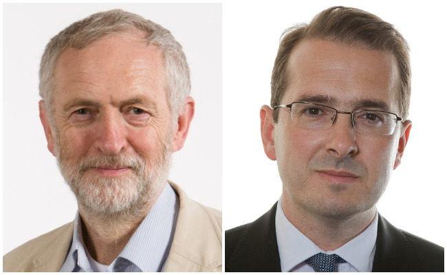 Jeremy Corbyn Owen Smith