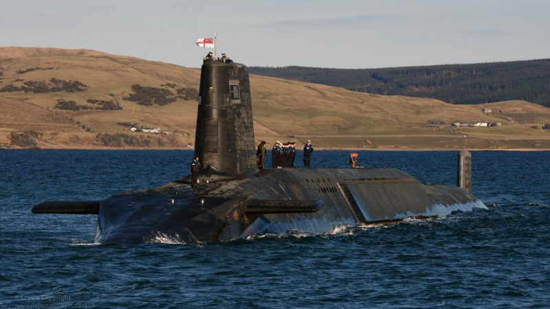 Britain's David Cameron sets nuclear deterrent vote for July 18