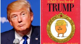 Trump and book