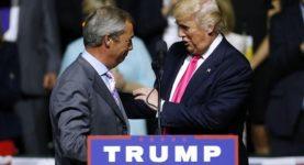 Farage Trump