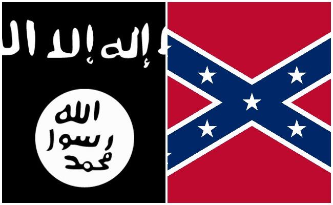ISIS Confederate