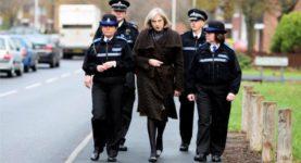 Theresa May police