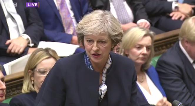 Theresa May PMQs