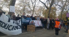 Student protest 19 Nov 2016, Sally Williamson