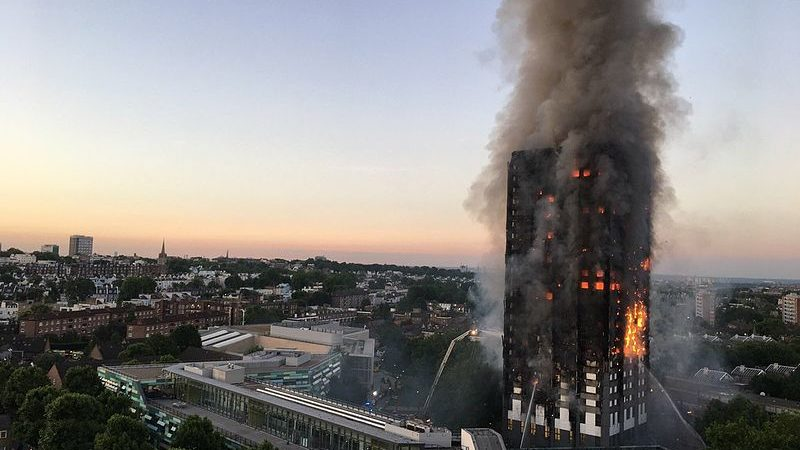 Fifth Grenfell Tower victim named, as death toll rises to 79