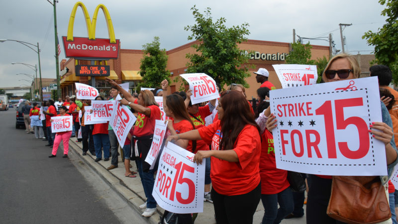 British McDonald's workers to strike for the first time ever