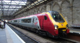 virgin train waverley