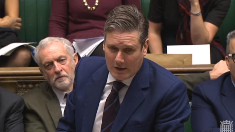 Davis defends Brexit after talks branded 'embarrassment'
