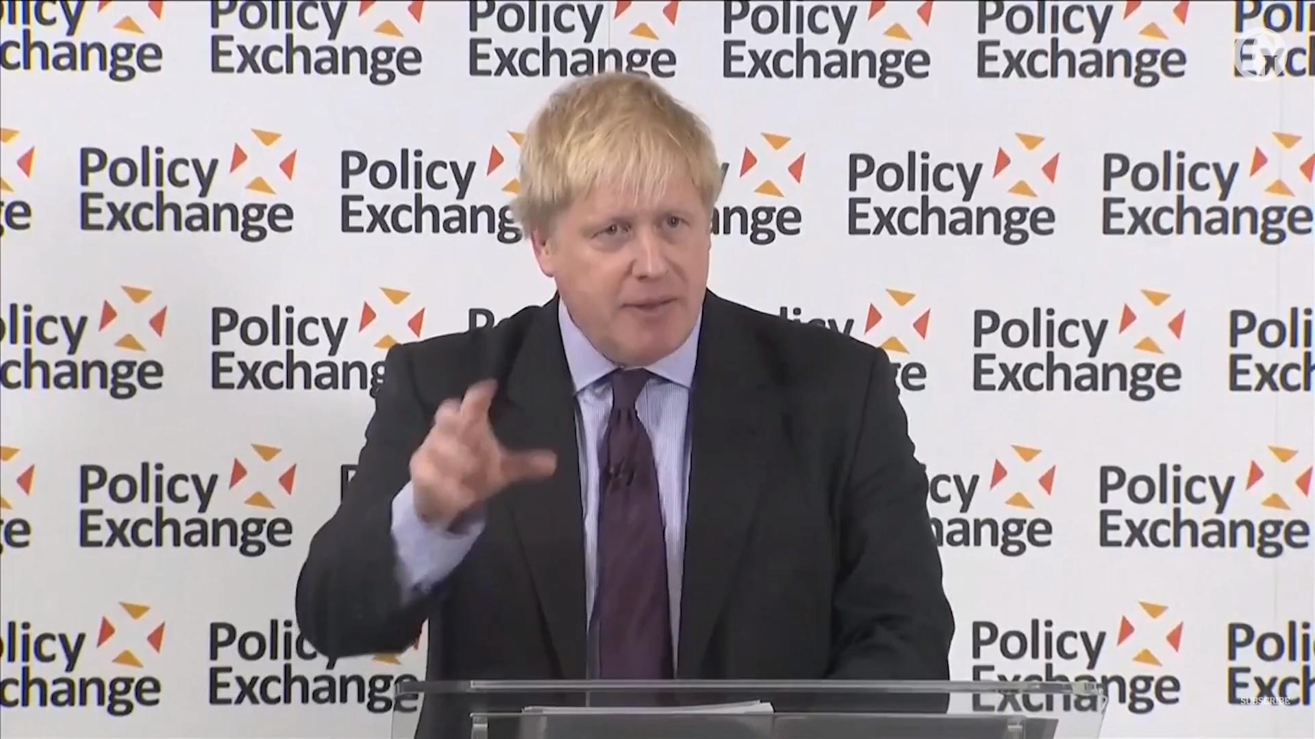 Seven ways Boris Johnson's Brexit speech totally missed ...