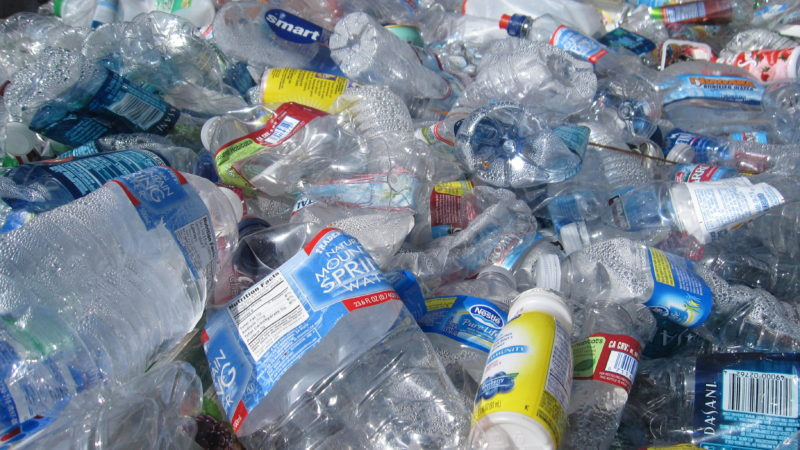 UK plans deposit return scheme to curb plastic waste