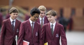 sutton grammar school children
