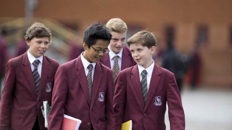 sutton grammar school children