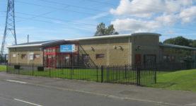 A sure start centre