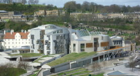 Scottish Parliament buildings