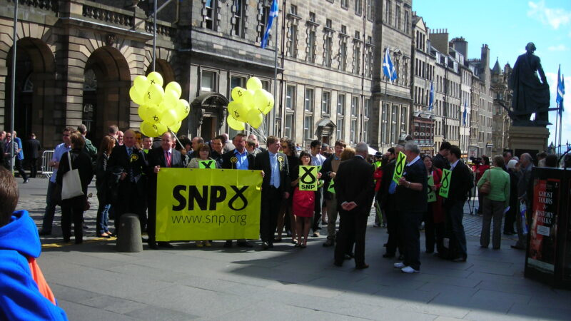 SNP in Scotland