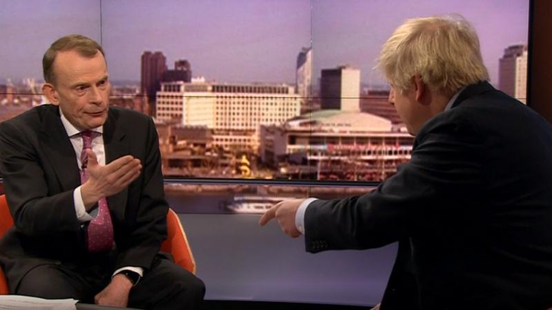 Boris Johnson on London Bridge attack and avoiding Andrew Neil interview