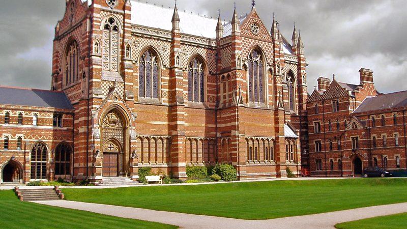 University Keble College Oxford