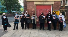 Cleaners win better pay at university of Sheffield